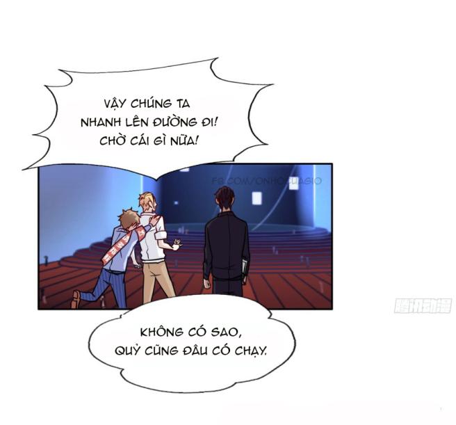 Chạy đi âm sai chap 10 - Trang 17
